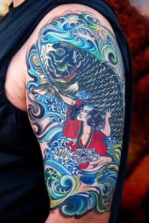 Japanese Sleeve Tattoos