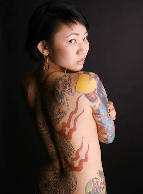 Best Japanese Tattoos Style
