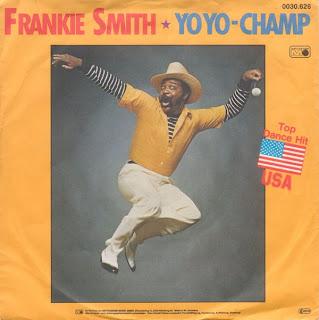 FRANKIE SMITH YOYO CHAMP