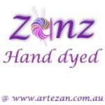 Zanz Hand dyed