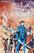 SENTINELS BOOK 4: HOPE