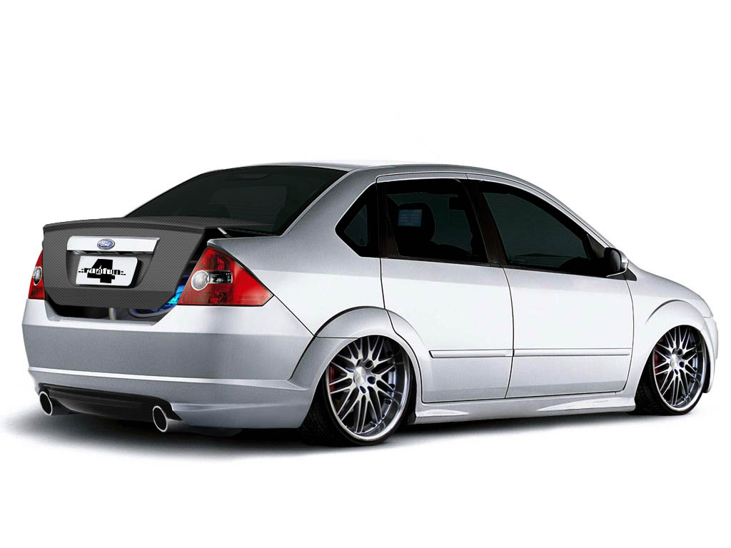 ford fiesta sedan: