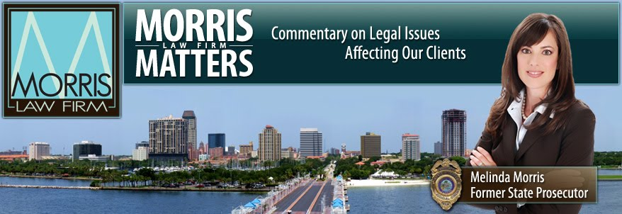 Criminal Attorney St. Petersburg - Morris Law Firm