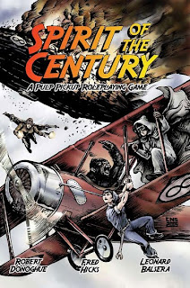 Portada de Spirit of the Century