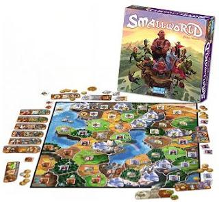 Contenido de la caja de Small World
