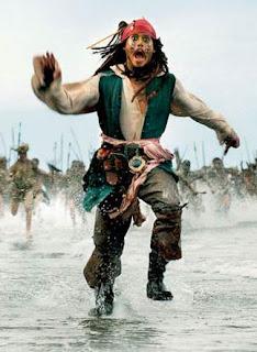 El valiente Jack Sparrow