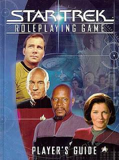 Star Trek juego de rol
