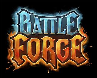 Battle Forge logo