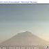 UFO Photographed Over Mexico's Popocatepetl Volcano