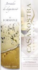 Punt de llibre del formatge