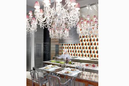 What 39 s up trouvaillesdujour the royal monceau revisited for Restaurant le jardin royal monceau