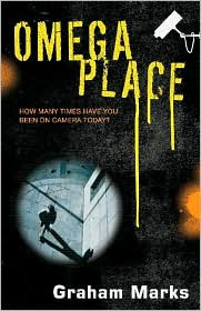 Book Cover of Omega Place by Graham Marks