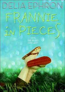 Book Cover of Frannie in Pieces by Delia Ephron
