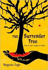 Book Cover of The Surrender Tree by Margarita Engle