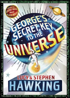Book Cover of George's Secret Key to the Universe by Lucy and Stephen Hawking