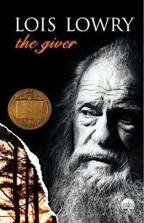 Cover of The Giver by Lois Lowry