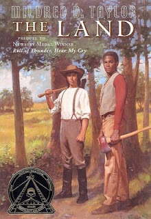 Book Cover Art for The Land by Mildred Taylor