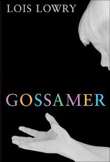 Book Cover Art for Gossamer by Lois Lowry