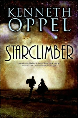 Book Cover Art for Starclimber by Kenneth Oppel