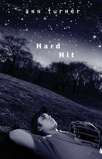 Book Cover Art for Hard hit by Ann Turner