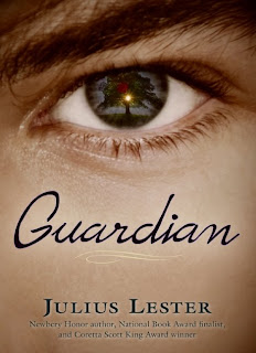 Book Cover Art for Guardian by Julius Lester