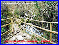 N 8 Puente de Madera Pequeo. Reserva Natural del Ro Urederra. Parque Natural Urbasa. Ruta de las Cascadas desde Baquedano, Centro de Turismo Rural y Agroturismo  Casa Rural Navarra Urbasa Urederra. Ven a conocernos&#8230; te sorprenders