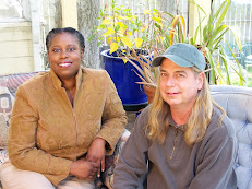Tom Sebourn and Cynthia McKinney