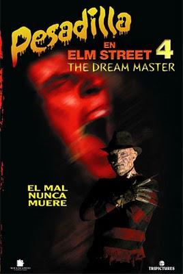 Freddy Krueger 4 (1988) [Dvdrip] [Latino] [1 Link]
