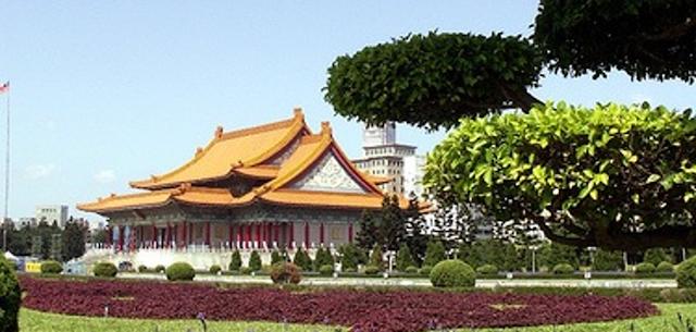 Taiwan-Chiang Kai Chek Memorial hall
