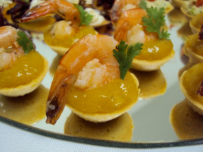Hors d 39 oeuvres a temperada for Canape hors d oeuvres