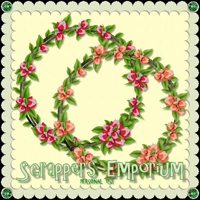 http://scrappersemporium.blogspot.com/2009/07/stemmed-frames-freebie.html