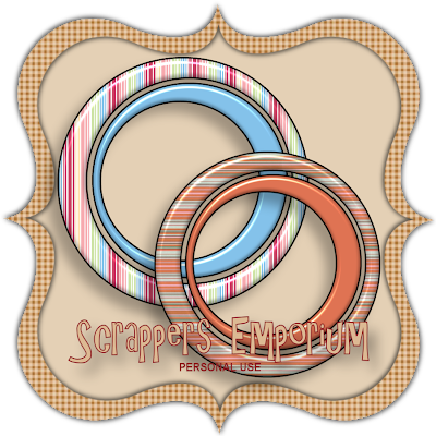 http://scrappersemporium.blogspot.com/2009/08/freebie-stripey-frames.html