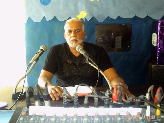 Gilberto Braga ,Mestre de Cerimonias!