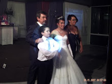 Debutante Fernanda  e bela familia!!!