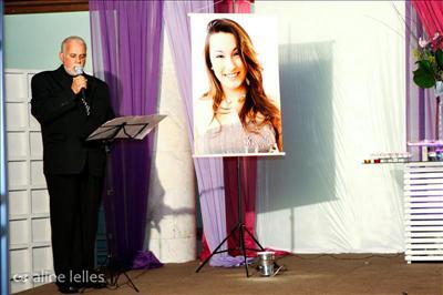 """CERIMONIAL DE """"15 ANOS"""" DA BELA DEBUTANTE LARISSA!"""