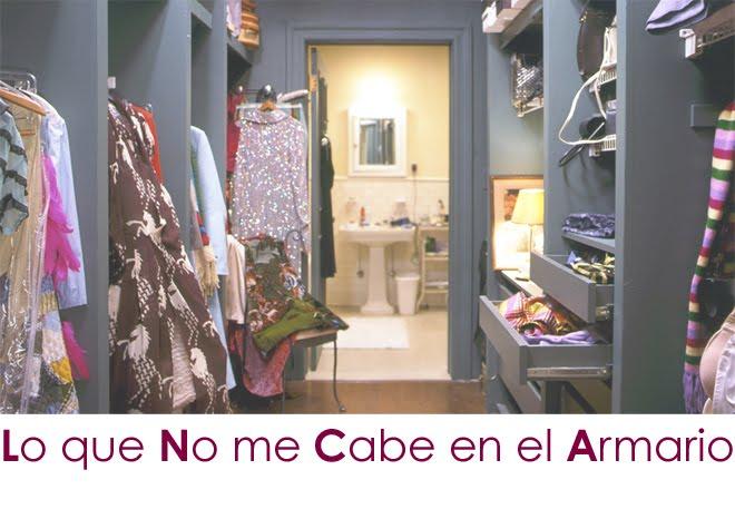 lo que no me cabe en el armario (by Macarena Gea)