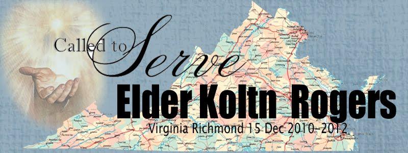 Elder Koltn Rogers