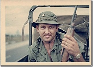 The Old Sarge, Saigon 1968