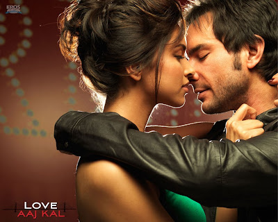 Deepika Padukone and Saif Ali Khan Wallpaper