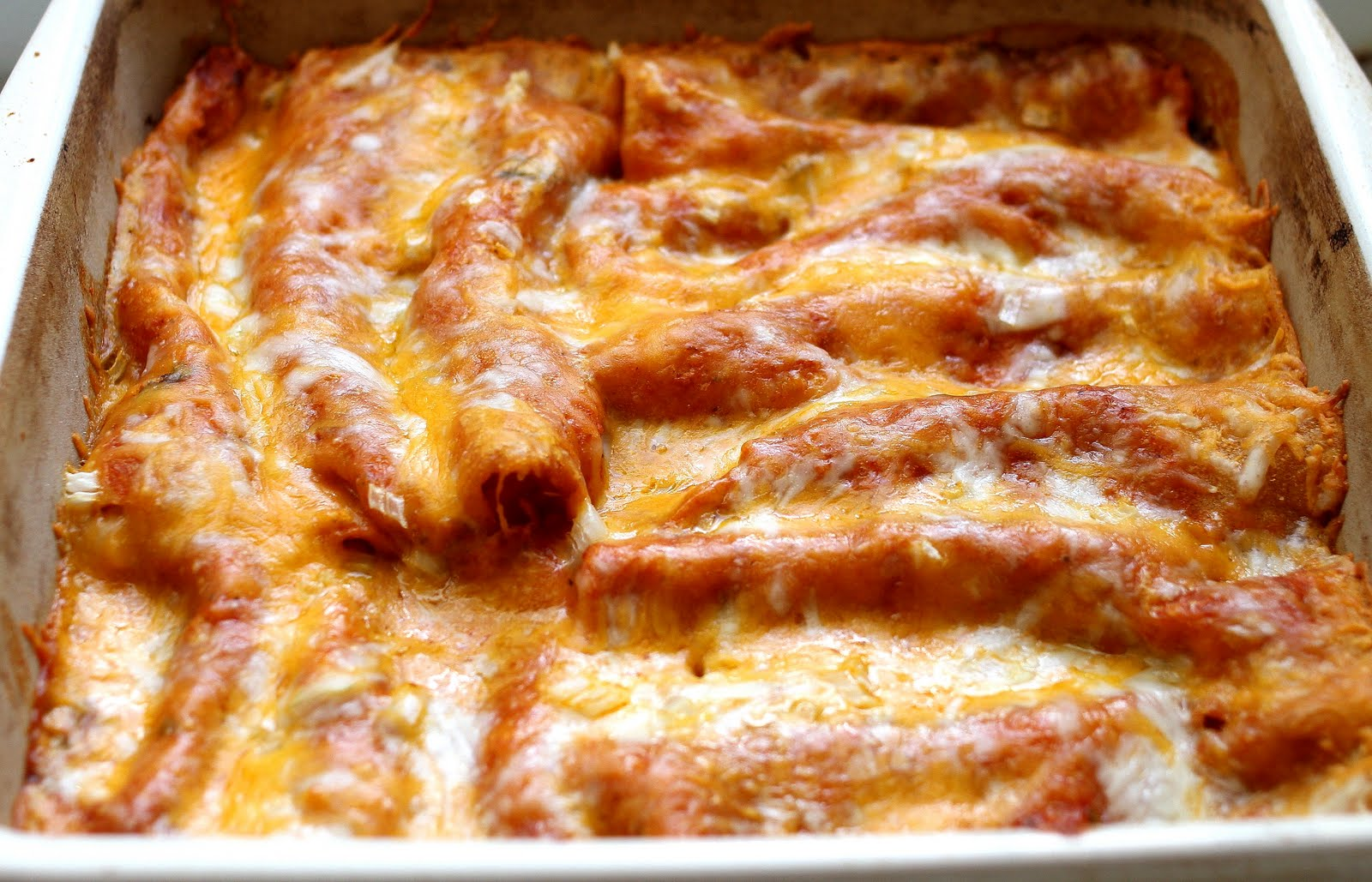 Cheese Enchiladas Recipe — Dishmaps
