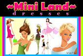 Mini Land Dresses