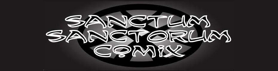 Sanctum Sanctorum Comix