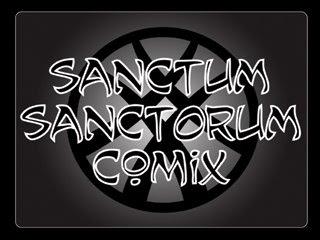 Sanctum Sanctorum Comix blog