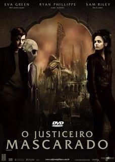 O Justiceiro Mascarado  DVDRip