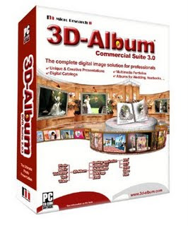 3D Album Commercial Suite 3.15 download baixar torrent