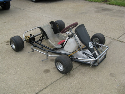 Build Bolt Together Go Kart Plans