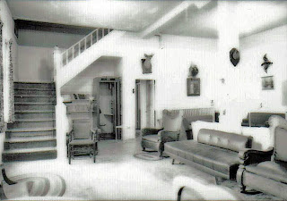 Birch Lodge Lobby, 1990