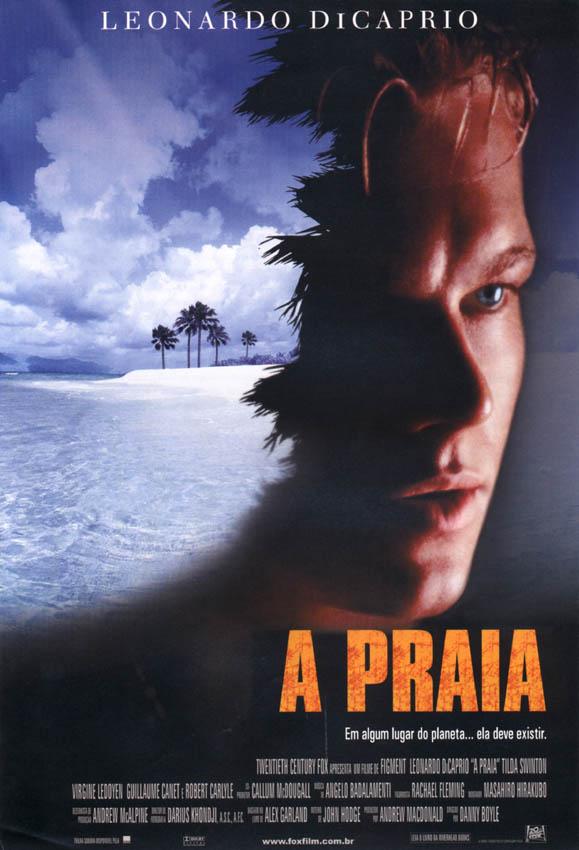 Download - A Praia DVDRip AVI Dual Audio + RMVB Dublado