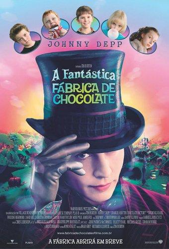 A Fantástica Fábrica de Chocolate – Dublado – Filme Online