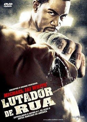 Filme Poster Lutador de Rua DVDRip XviD Dual Áudio